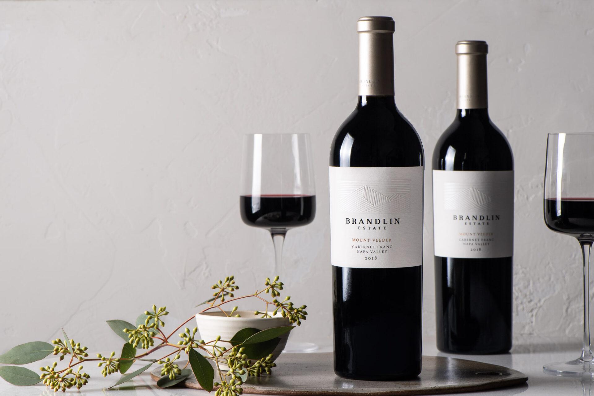 Brandlin event featured wines